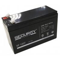 Аккумуляторная батарея SF 1207 12В 7 Ач свинцово-кислотная