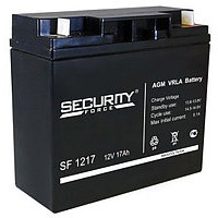 Аккумуляторная батарея SF 1217 12В 17Ач свинцово-кислотная