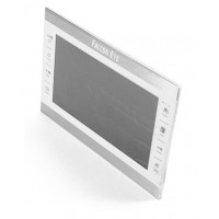 FE-101 Atlas Plus HD (white) монитор видеодомофона