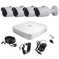 Комплект 4 камеры UltralHD