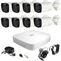 Комплект 8 камер UltralHD MAX