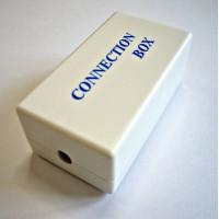 Соединительный модуль Dual IDC /Cat.5e/ неэкранированный белый