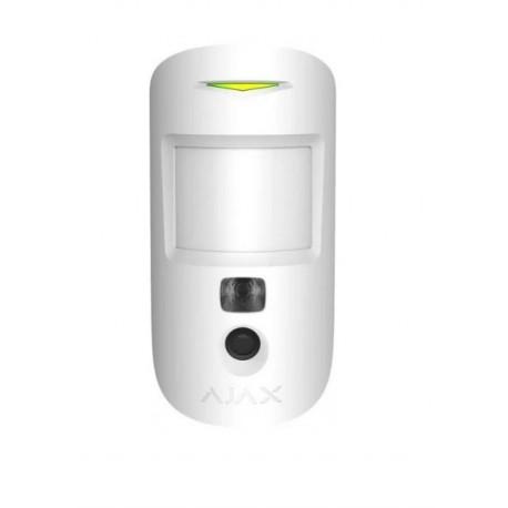 Ajax MotionCam белый Датчик движения с фотокамерой