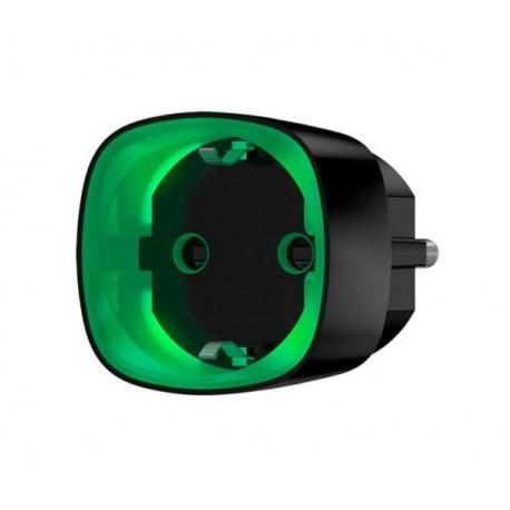 Ajax Socket Black Радиоуправляемая умная розетка