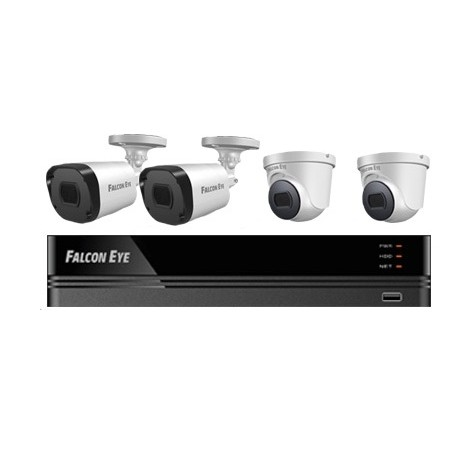 Комплект Falcon Eye FE-104MHD KIT Офис SMART