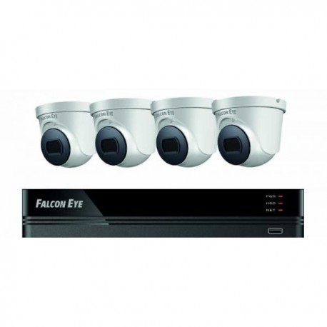 Комплект Falcon Eye FE-104MHD KIT Дом SMART