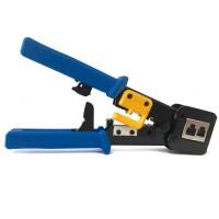 EZNetko plug Инструмент обжимной для коннекторов со сквозным отверстием