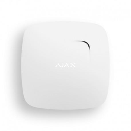 Ajax FireProtect white Беспроводной датчик дыма с сенсором температуры