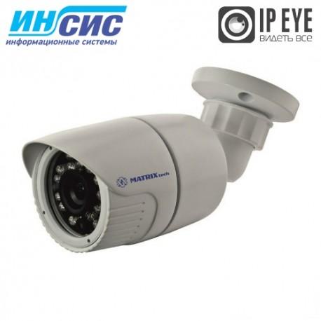 MATRIX MT-CW1080IP20SE PoE (3,6) уличная IP-камера 2 Мп