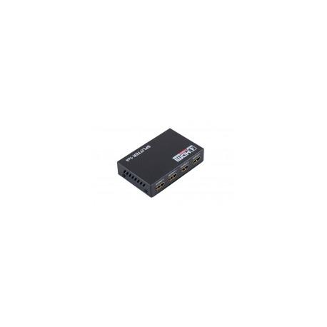 ST-DK104C HDMI сплиттер 4 канальный 1080P 3D