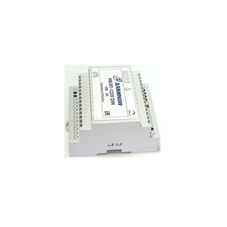 Блок питания Давикон ИВЭП-1220 DIN 12В 2А на DIN-рейку
