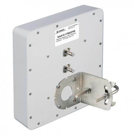 Широкополосная 3G/4G MIMO антенна Kroks KAA15-1700/2700