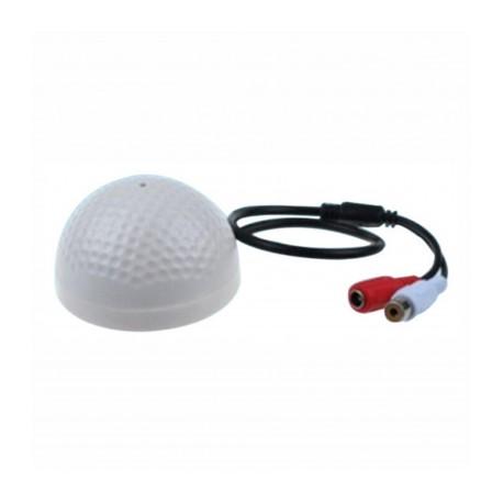Микрофон SVT-M12. Высокочувствительный микрофон для видеосистем, активный с АРУ