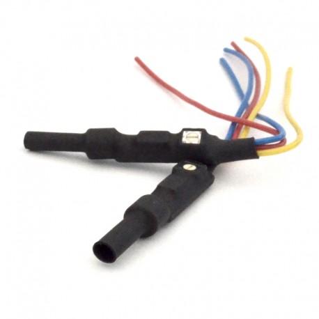Микрофон ESM-11 акустическая дальность 10м.
