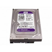 Жесткий диск HDD Western Digital 5400 Purple 3ТБ