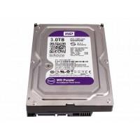 Жесткий диск HDD Western Digital 5400 Purple 3ТБ