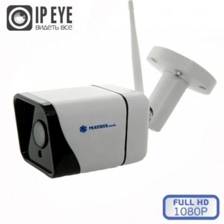 MATRIX MT-CW1080IP20F WiFi (3,6мм) IP-камера