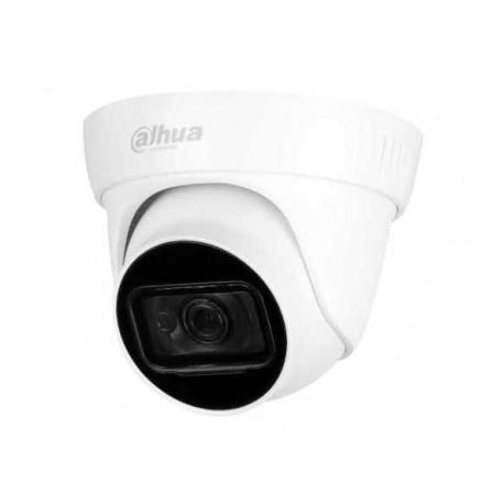 Dahua EZ-HAC-T5B20P-A-0280B камера купольная HD-CVI 2 МП с микрофоном