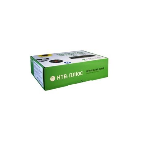 Комплект спутникового ТВ НТВ+ с цифровой ТВ‑приставкой 710HD