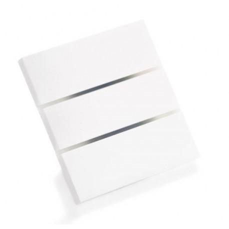 Sibling Powerlite-WS3BW Умный сенсорный выключатель люкс белый 3 клавиши