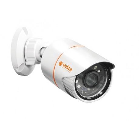 VeSta VC-3365 (3.6) IP камера уличная цилиндрическая 2 МП, PoE, белый