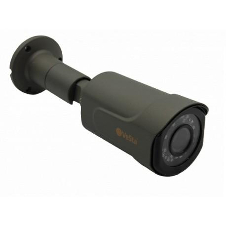 VeSta VC-2361V (2.8-12) AHD камера уличная цилиндрическая вариофокальная 2 МП, титан