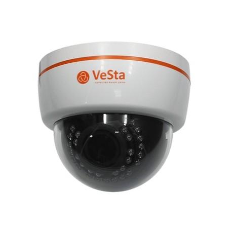 VeSta VC-3247 (2.8) IP камера купольная 3 МП, PoE, белый, M007