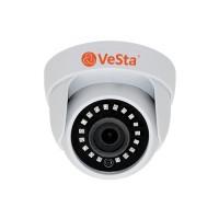 VeSta VC-2261 (3.6) AHD камера купольная 2 МП, белый, M002