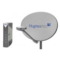 Спутниковый терминал Hughes Jupiter 0,74м, 2Вт