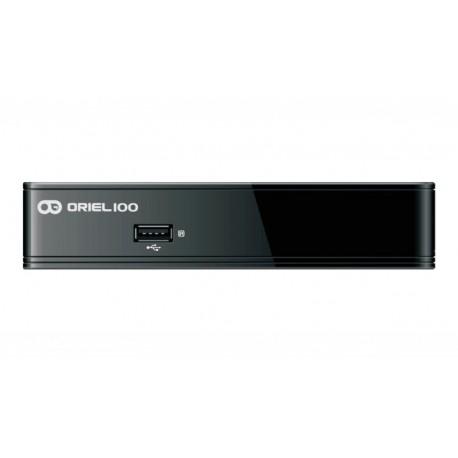 Oriel 100 DVB-T2 приставка (ресивер)