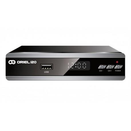 Oriel 120 DVB-T2