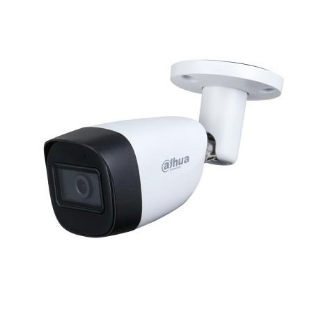 Dahua DH-HAC-HFW2501EP-A-0280B Уличная цилиндрическая камера 5Мп Starlight