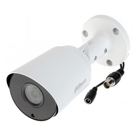 Dahua DH-HAC-HFW1400TP-POC-0280B Уличная цилиндрическая 4Мп HDCVI-видеокамера питание по коаксиалу