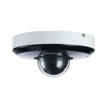 Dahua DH-SD1A404XB-GNR Мини-купольная PTZ IP-видеокамера 4 МП с моторизированным объективом с ИИ