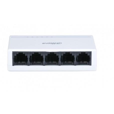 EZ-IP EZ-355ET-L 5-портовый коммутатор 5x10/100Base-TX