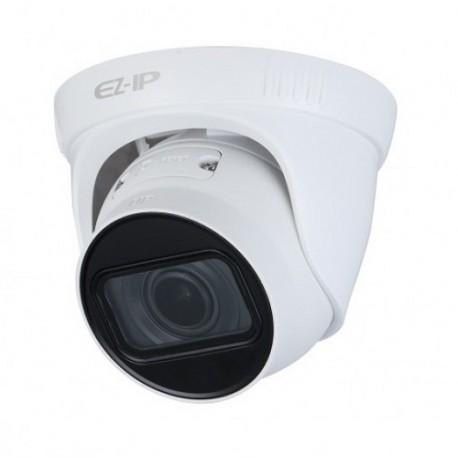 Dahua EZ-IPC-T2B41P-ZS купольная уличная камера 4 МП