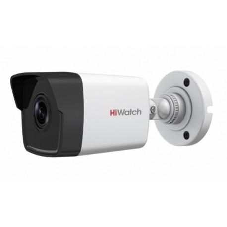 HiWatch DS-I200 (C) (2.8 mm) IP-камера уличная цилиндрическая 2Мп