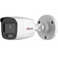 HiWatch DS-I250L (4 mm) ColorVu IP-камера уличная цилиндрическая 2Мп