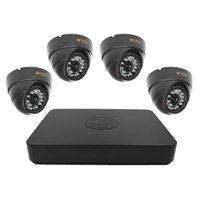 Комплект 4 камеры AHD IR4