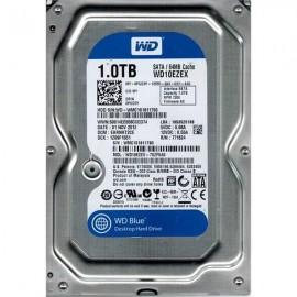 Жесткий диск HDD 1ТБ, Western Digital Blue