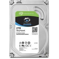 Жесткий диск HDD 2ТБ, Seagate SkyHawk