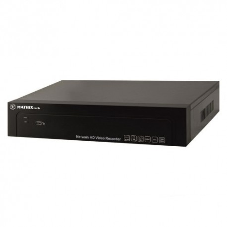 MATRIX M-16IP Prime IP-видеорегистратор