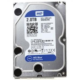 Жесткий диск HDD 2ТБ, Western Digital Blue