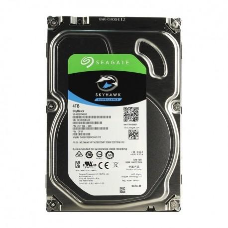 Жесткий диск HDD 4ТБ, Seagate SkyHawk